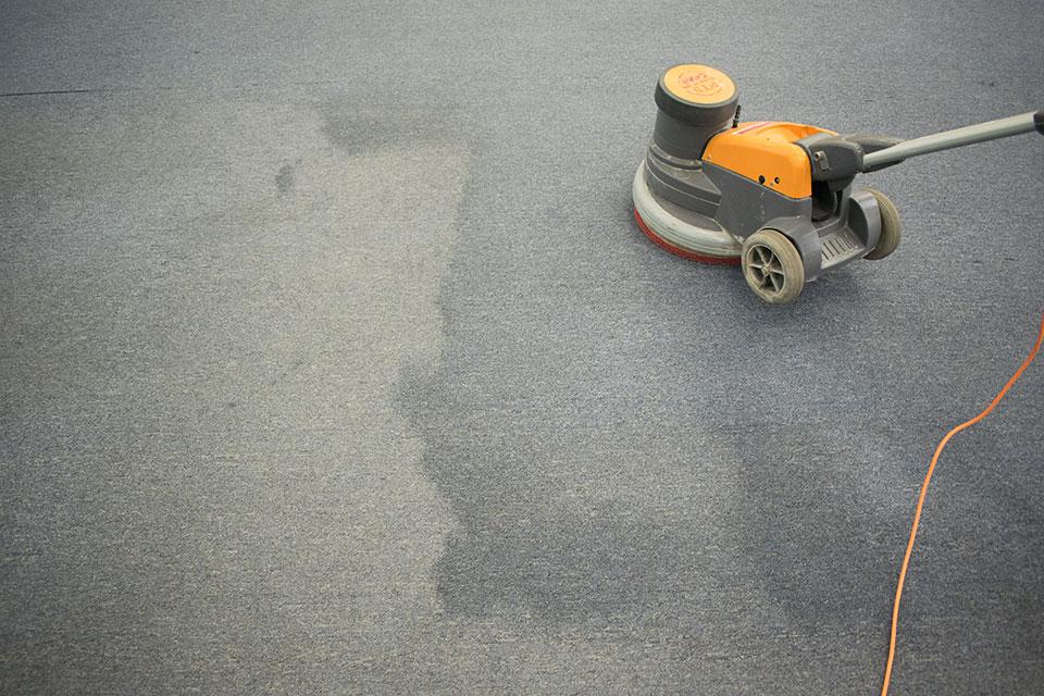 Химчистка ковров и ковровых покрытий фото 3